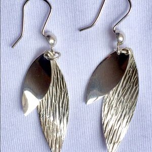 New Earrings Pure Silver 950 from Peru